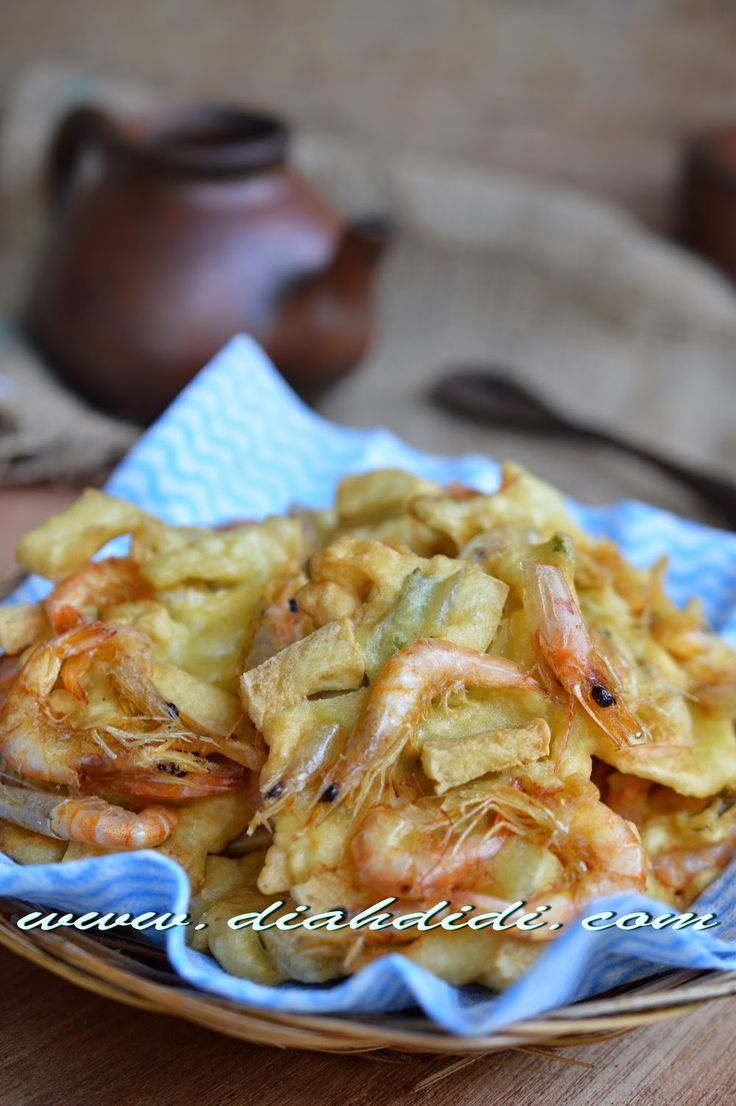 Diah Didi's Kitchen: Gimbal Udang & Tahu