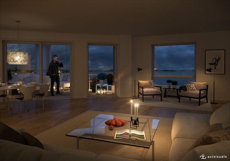 Interior | Lervig Brygge | Selvaag Plus