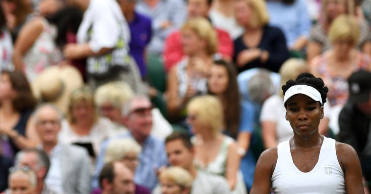 #MONSTASQUADD Sports of The Times: Stop Talking About Venus Williams's Age While She's in the Top 10