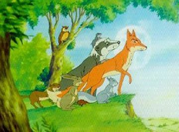 The Animals of Farthing Wood. kids tv - I still have my Animals of Farthing Wood books.
