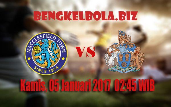 Prediksi Macclesfield Town vs Altrincham 05 Januari 2017