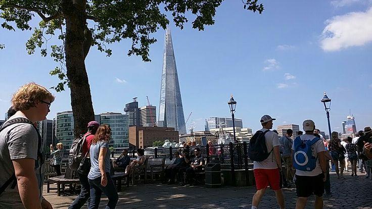 This weekend in London! #LoveLondon #WeAreLondon #CityOfLondon #Londoners #RiverThames #Weekend #TowerOfLondon #TheTower