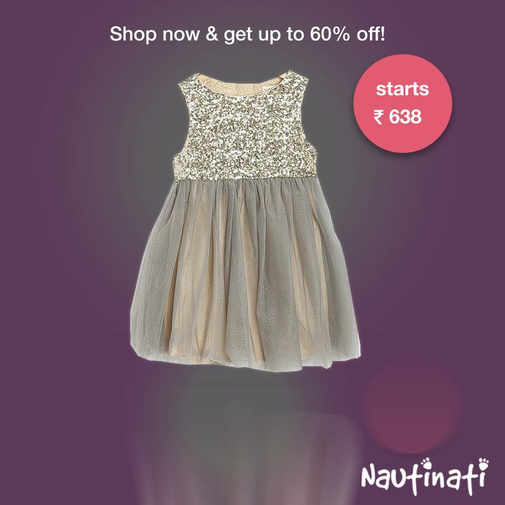 16 best Party Wear Dresses for Kids Girls | NautiNati images on ...
