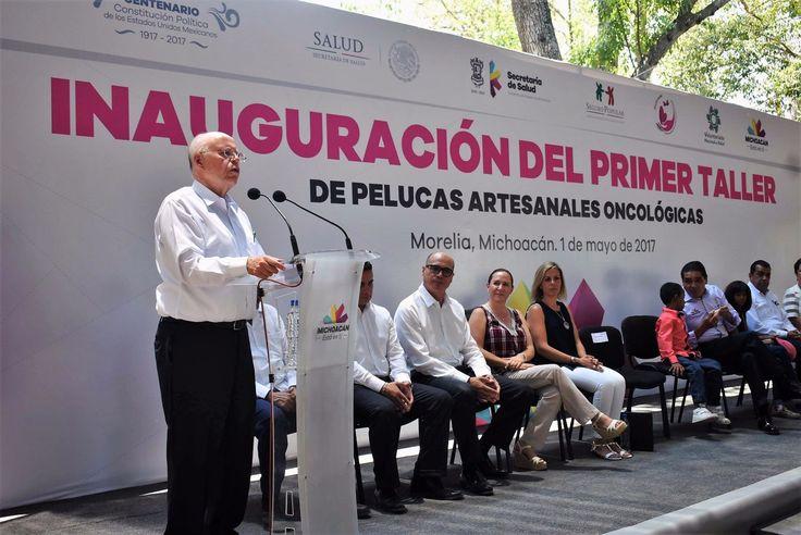 Inauguración de Primer Taller de Pelucas Artesanales Oncológicas en Morelia, Michoacán - http://plenilunia.com/novedades-medicas/inauguracion-de-primer-taller-de-pelucas-artesanales-oncologicas-en-morelia-michoacan/44795/
