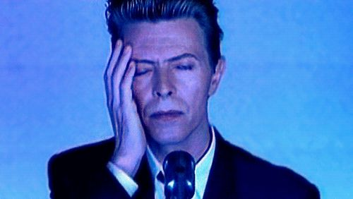 """Reportedly Bowie was being highly considered for the role of Elrond Half-elven, which ultimately went to Hugo Weaving.   OMG, David Bowie Could've Been In """"The Lord Of The Rings"""""""