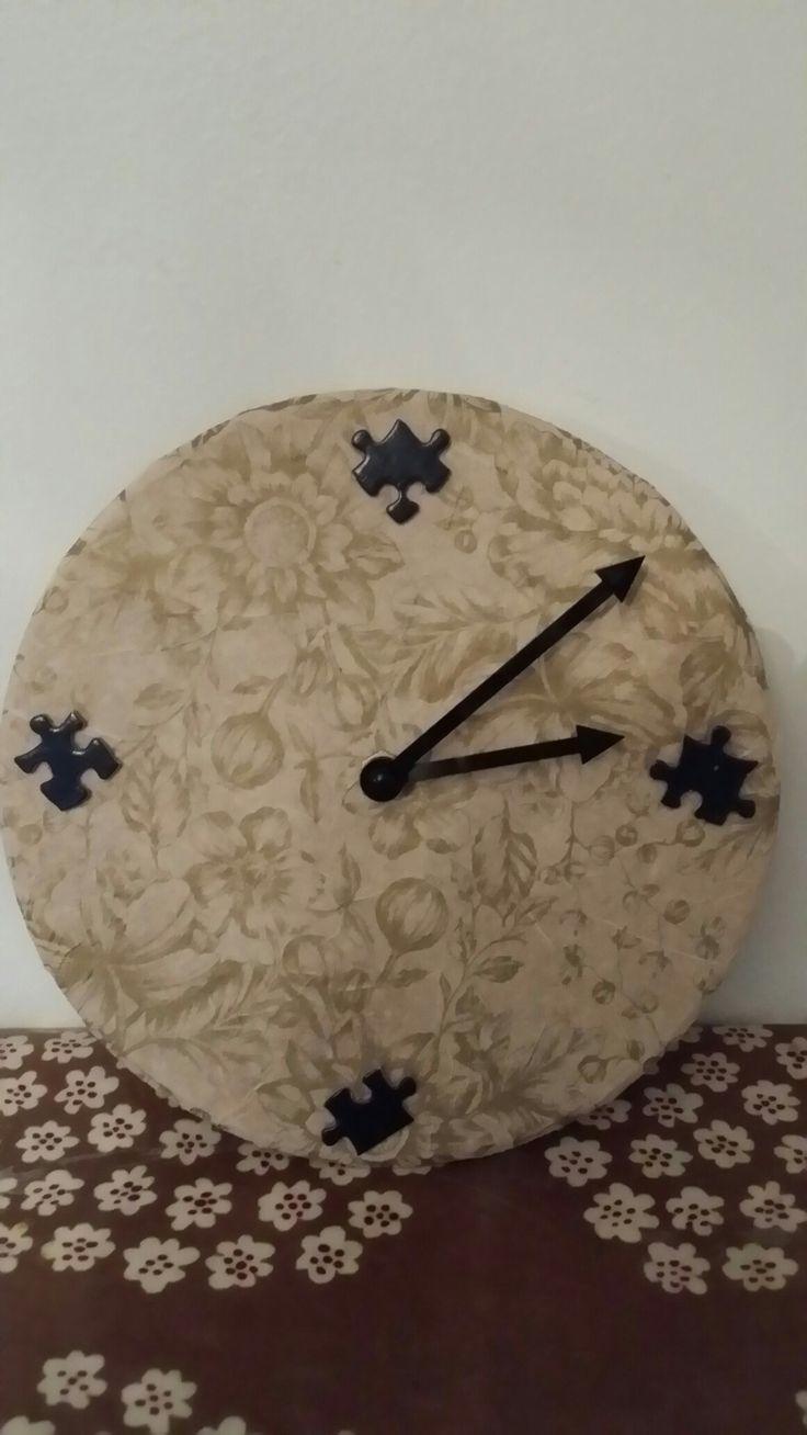 Itse tehty kello
