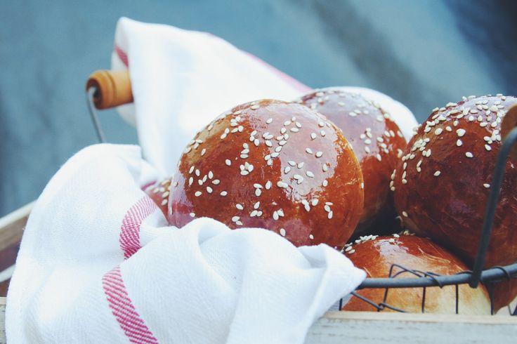 Domácí hamburgery & housky / Homemade burgers & buns