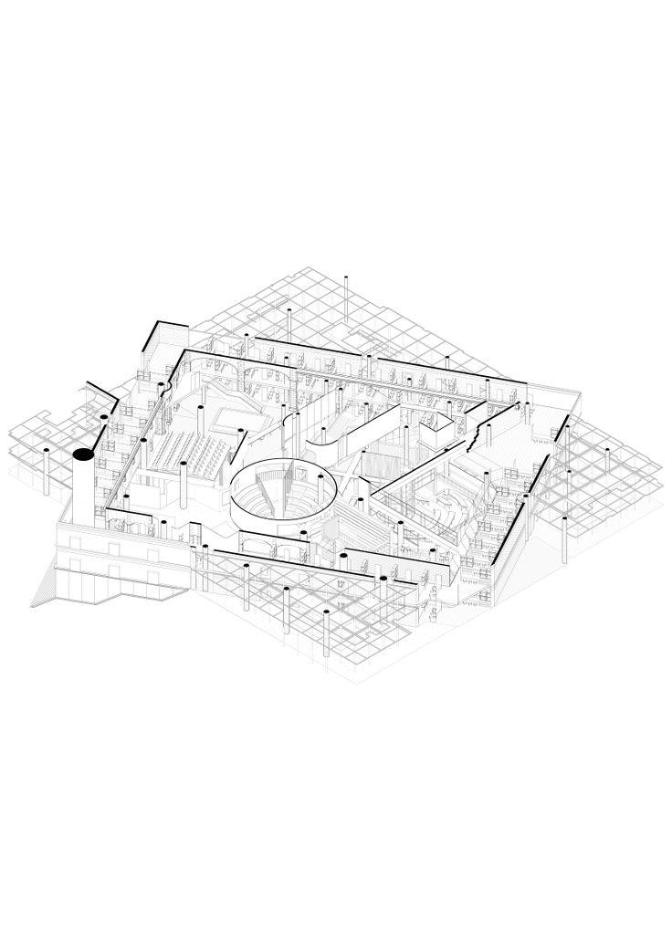 Mac & Cheese Architects, GFA2, architecten de vylder vinck