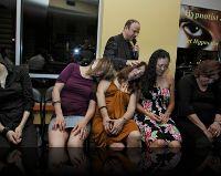 Hypnotized employee Christmas party fun comedy hypnosis show featuring Hypnotist JimmyG  JimmyG - N. America's Best  Hypnotist Comedy Show  Contact JimmyG now at http://HypnotistJimmyG.com