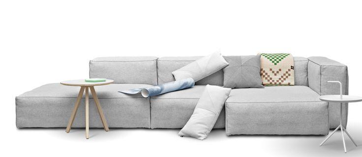 Mags Soft från HAY | Bygg din soffa med moduler | Olsson & Gerthel
