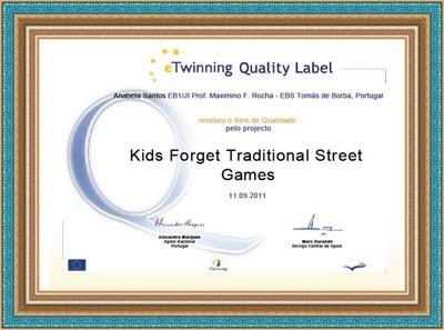 BLOGando n@ Escola: Selo de Qualidade eTwinning: http://blogandonaescola1.blogspot.pt/2011/09/selo-de-qualidade-etwinning.html