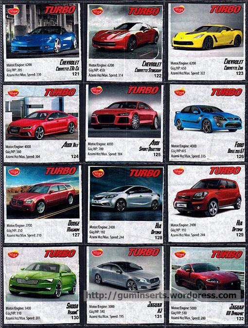 Turbo 2014   Colectionarul de surprize
