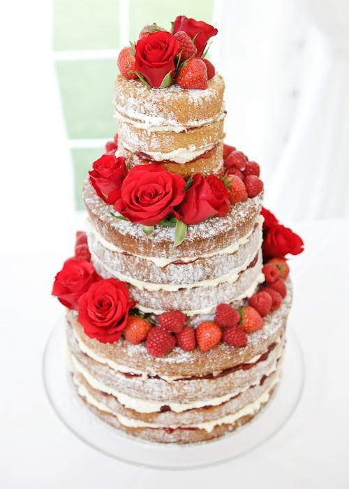 beautiful cake would love to eat it.