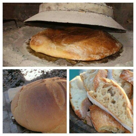Tajne pripreme domaćeg kruha ispod peke.  http://narodni.net/kako-pripremiti-tradicionalni-kruh-ispod-peke/  #peka #kruh #kruhispodpeke #narodni #tradicija