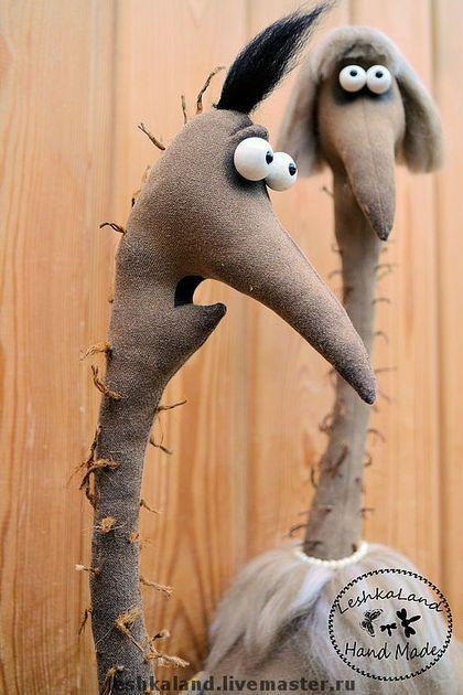 Мама, я страуса люблю! - прикольный подарок,прикольный,забавный,забавная игрушка