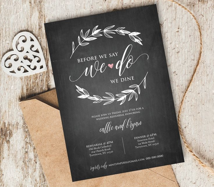 Best 25+ Rehearsal dinner invitations ideas on Pinterest - dinner invitations templates