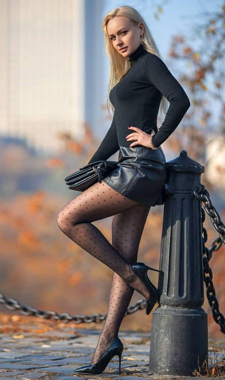 Pin on Sexy Legs Love Stockings