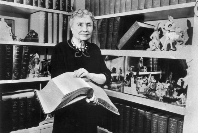 10 Things You Didn't Know About Helen Keller - GoodHousekeeping.com