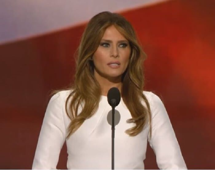 Melania Trump Speech Lifted Words from Michelle Obama's 2008 Speech