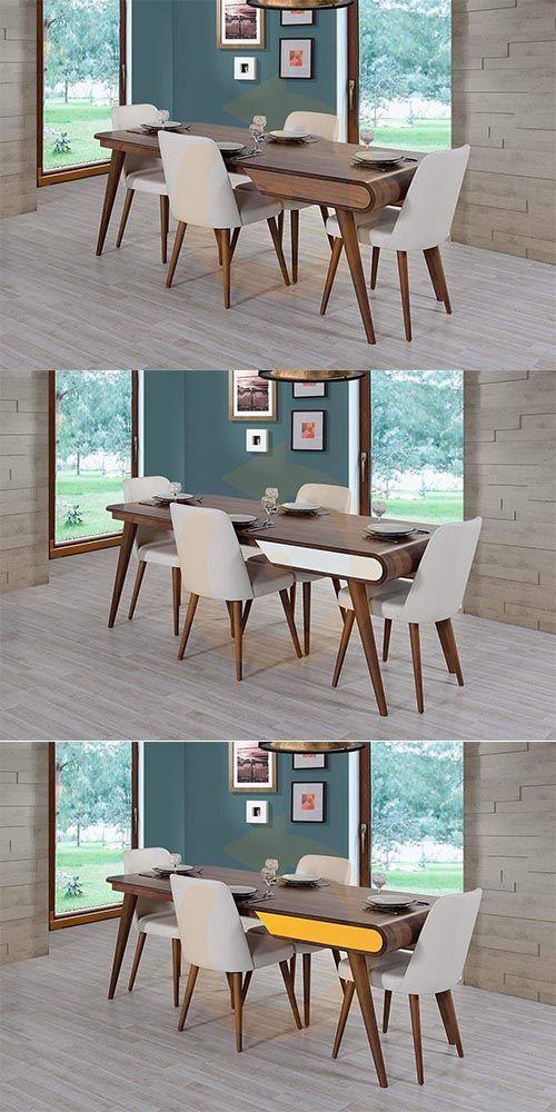 Özgün tasarımı ve kalite anlayışı ile Nimo Masa Sandalye seti mobilyam Online farkı ile satışta!
