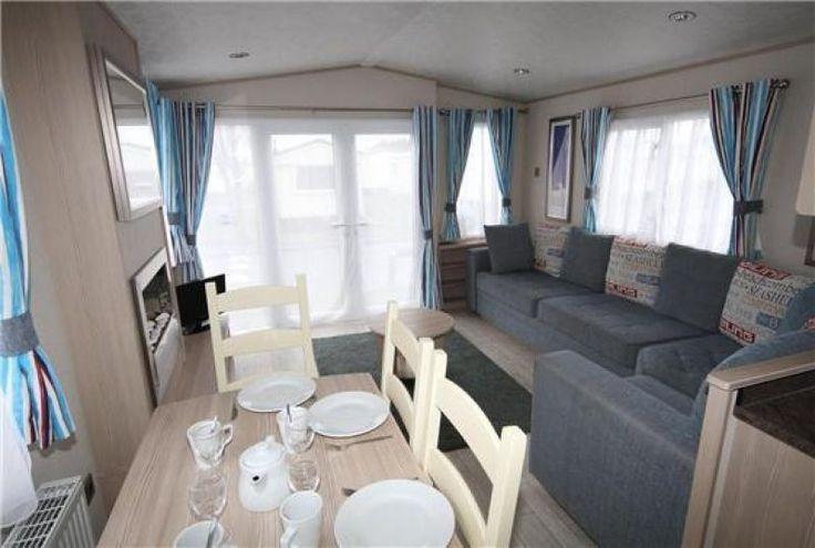 Abi Beachcomber Hf Static Caravan In Norfolk 101086