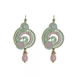 ESPIRA PINK  €7.95 sevenbien.nl  #oorbellen #fashion #accessories