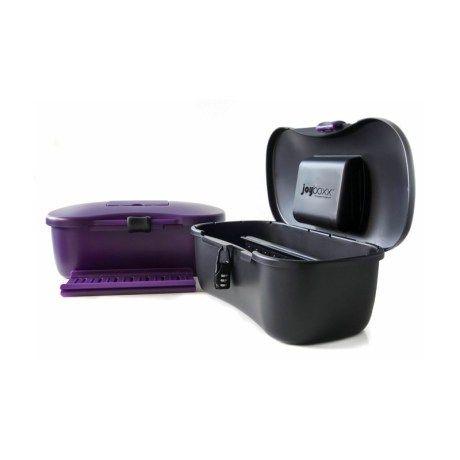 Joyboxx Hygienic Storage System - WhyTaboo? http://whytaboo.com.au/shop/joyboxx-hygienic-storage-system/