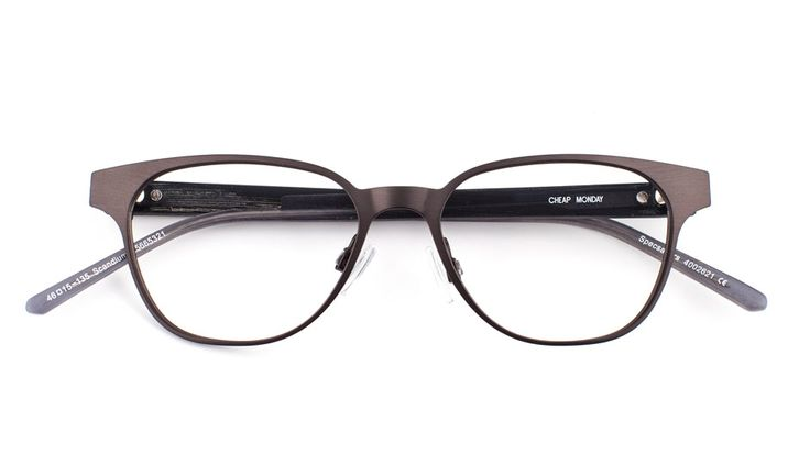Cheap Monday glasögonbåge – SCANDIUM