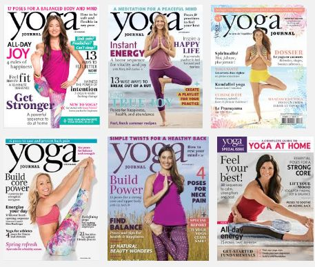 'Oops, We Did It Again!' Yoga Journal Is What Co-optation Looks Like