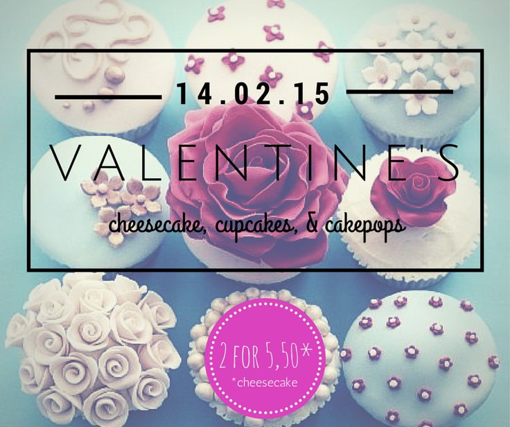 Come get cake for Valentine's for your loved one at Perfect Pastry!