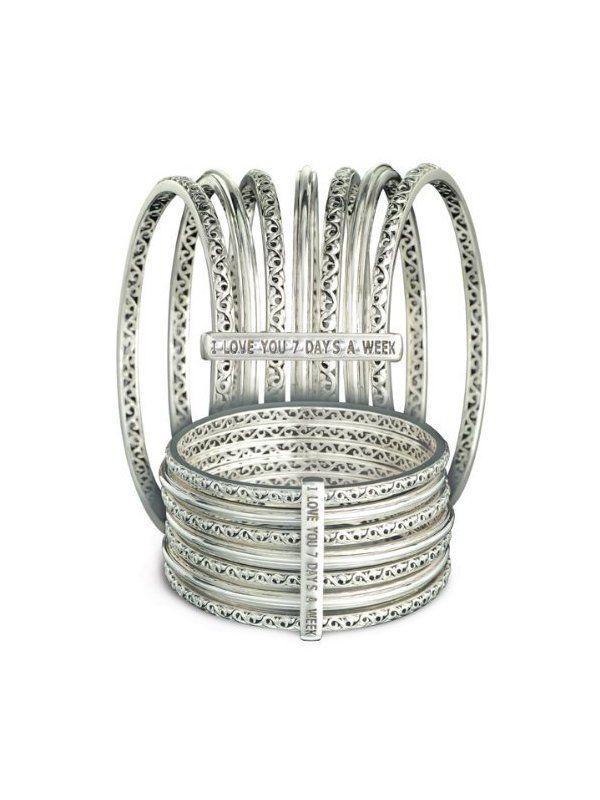 24 Best Arm Candy Bangle Bracelets Images On Pinterest Charm