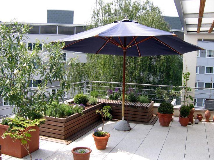 Ber ideen zu sichtschutz terasse auf pinterest for Dachterrasse sichtschutz