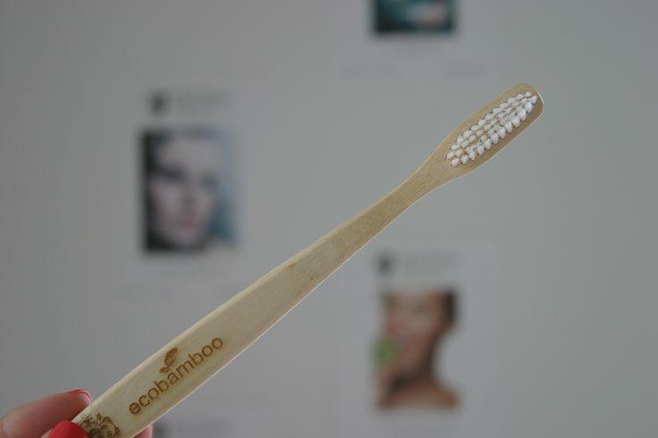 szczoteczka #ECOBAMBOO do kupienia w DeClinic ;-) #dentysta #stomatolog #klinika_stomatologiczna #usmiech #DeClinic
