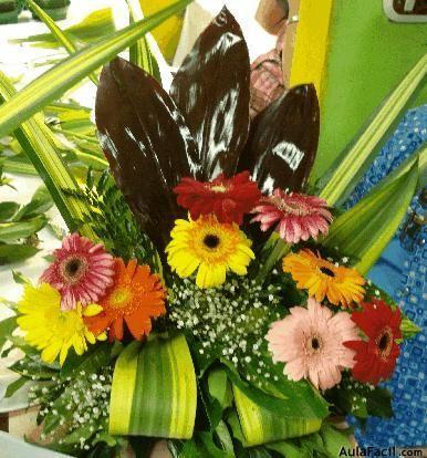 Curso gratis de Arreglos florales con flores naturales.  Lúcete en tus eventos y celebraciones.
