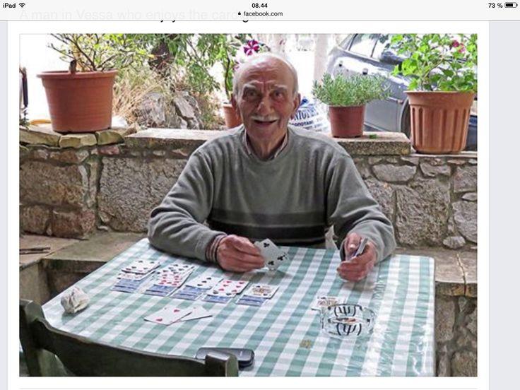 Old man from Vessa