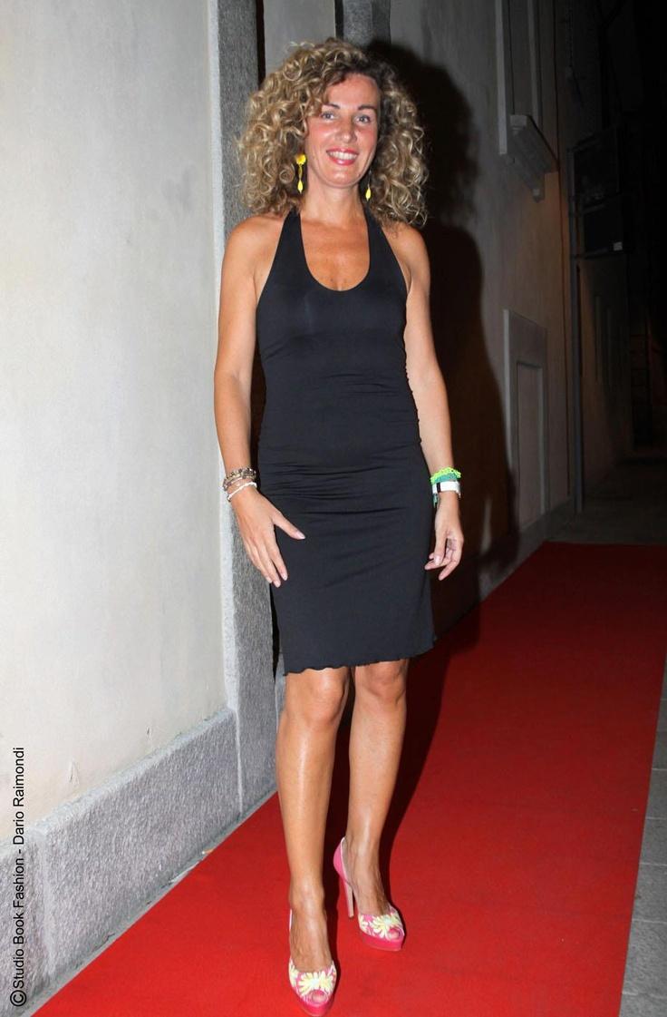I volti della Fashions' Night Out Milano del 6 Settembre 2012. Belinda, addetta cosmesi all'Antica Farmacia di Brera, in tutto il suo splendore!