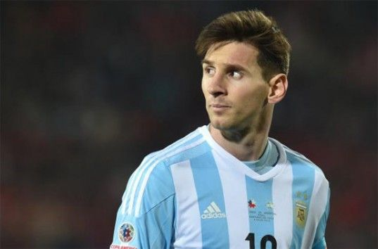 Капитан сборной Аргентины Месси завершил выступления в национальной команде