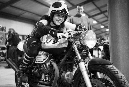 """biker-queens: """"Biker Queen """""""