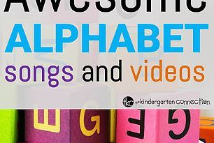 Awesome Alphabet Songs and Videos