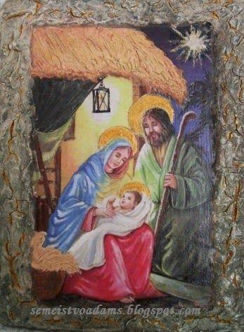 Astăzi, la 24 decembrie sărbătorim sărbătoarea creștină Ajunul Crăciunului , numit de Crăciun uscat sau cu o zi înainte de Crăciun. Celebrarea include cina festivă slabă în era păgână , cu nașterea unui nou an astronomic și creștinism - cu nașterea lui Isus Hristos.
