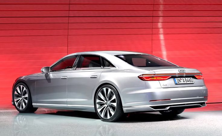 2017 Audi A8 First Look - Photos