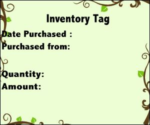 Creative Biz*ology: Inventory and cost of goods sold for your Etsy or crafts business