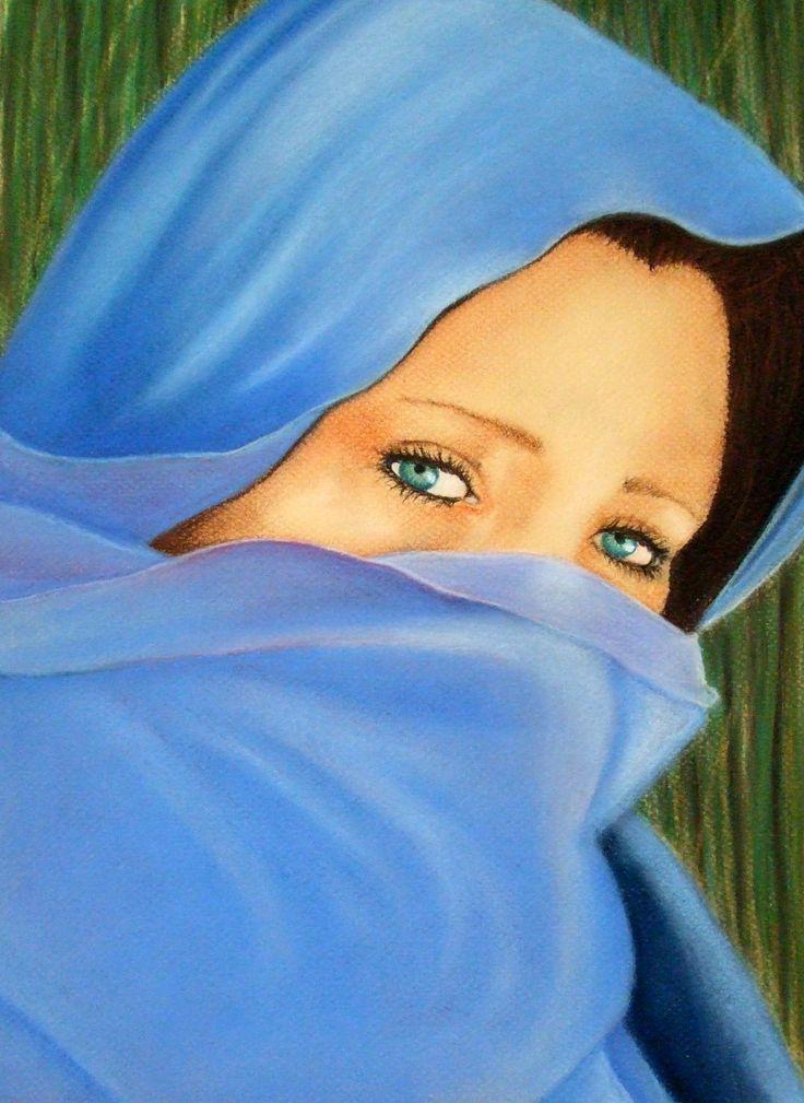 Jovem Árabe Papel Mi-Teintes 2013