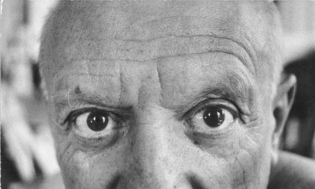 96 year old photographer from Kansas City, Mo was one of Picasso's famous photographers.