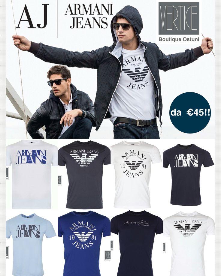 T-Shirt Armani da €45
