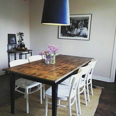 Dining room. Salle a manger. #home #maison #hem #interior #casa