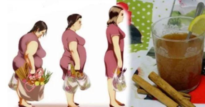 Napój zeby szybko schudnąć
