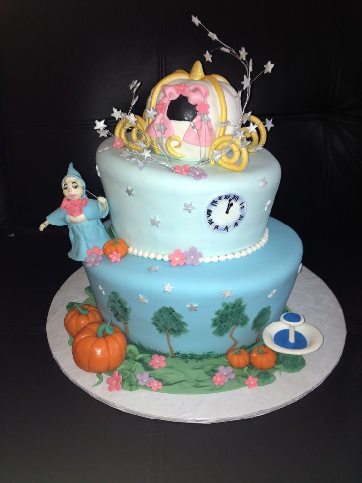 180 best cake disney cinderella carriage images on Pinterest