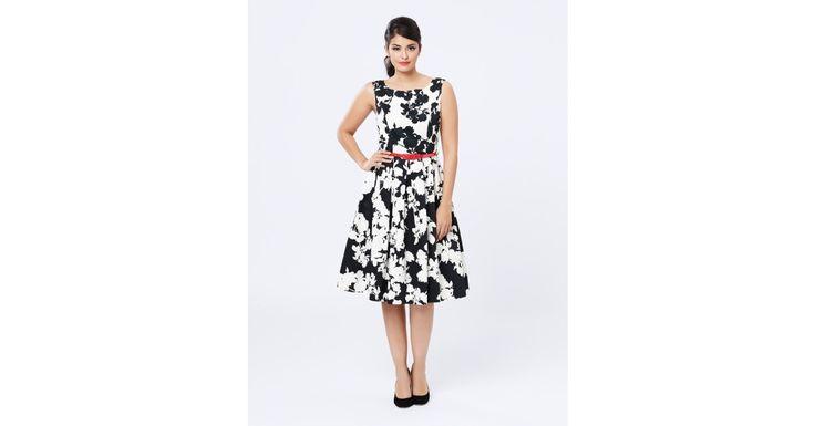 Review Australia - Filicia Dress Black/cream