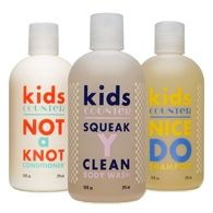 Kidscounter Bath Collection never had such tangle free hair for my daughter!! not to mention it's non-toxic. win/win www.twincities.beautycounter.com